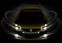 Suzuki покажит новый Swift на Женевском автосалоне 2011