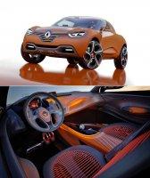Renault поедет на Женевский автосалон 2011 с концептом Captur