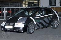 Honda Civic новое поколение для США 2011