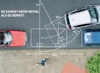 Рекорд Гиннеса по парковке на Volkswagen Polo