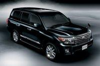 Toyota Land Cruiser 200 рестайлинг 2012