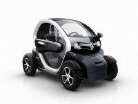 Электрокар Renault Twizy превратится в бизнес-фургон.