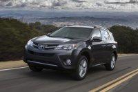 Европейская Toyota RAV4 получит дизель в качестве базового двигателя.