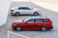 Mercedes-Benz модернизировал линейку E-Class