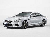 BMW показала М-модификацию четырехдверной «шестерки»