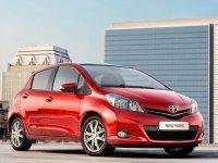 Обзор авто Toyota Yaris SE