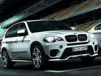 BMW снова отзывает свои кроссоверы X5 и X6