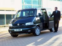 Volkswagen Transporter T4: автомобиль для дома и бизнеса
