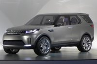 Land Rover Discovery Vision появится на дороге?