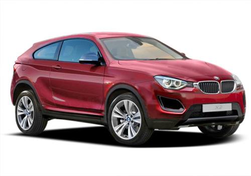 В 2017 году компания BMW представит кроссовер Х2 » Street & Drag ...