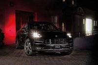 Тюнинг Porsche Macan Turbo от ателье Techart