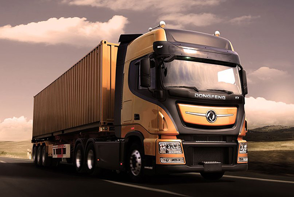 новые китайские грузовики фото