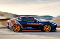 Показана особая версия Jaguar F-Type R – Bloodhound SSC