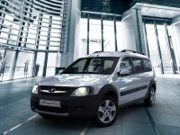 Выпуск Lada Largus Cross нарастает