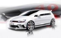 Volkswagen Golf GTI Clubsport будет представлен на автосалоне во Франкфурте